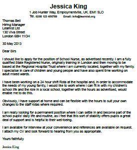 Sample cover letter volunteer position hospital